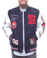 Outerwear - World Wide Varsity Jacket