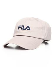 Fila - Embroidered Logo Dad Hat