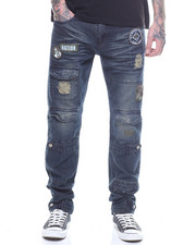 Parish - Patch Detail Cargo Jean