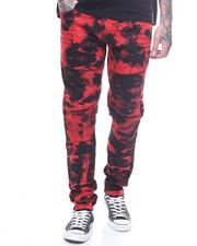 Buyers Picks - Printed Patterns Twill Pants