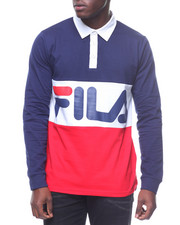 Polos - Harley Rugby Shirt
