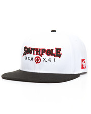 Southpole - Boys Flat Brim Snapback Hat