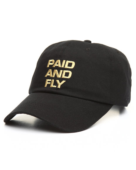 Born Fly - Paid And Fly Dad Cap