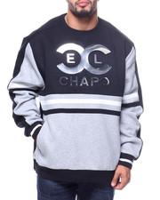 Pullover Sweatshirts - L/S El Chapo Fleece Sweatshirt (B&T)