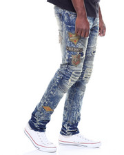 Buyers Picks - MILITARY PATCH JEAN