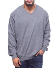 Sweaters - L/S Fieldhouse V-Neck Sweater (B&T)-2169667
