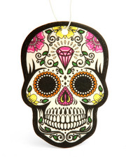 Accessories - Day of the Dead Skull Air Freshener