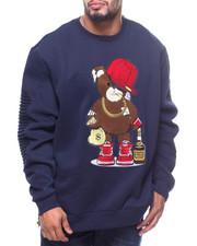 Pullover Sweatshirts - L/S Teddy Fleece Sweatshirt (B&T)