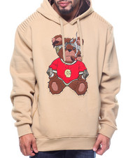 Buyers Picks - L/S Teddy Fleece Pullover Hoodie (B&T)