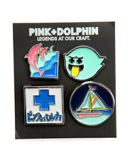 Accessories - OG Enamel Pin Set