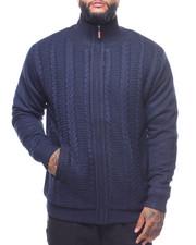Buyers Picks - Full Zip Sherpa Lined Sweater (B&T)-2170193
