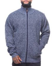 Sweaters - Full Zip Fleece Lined Sweater (B&T)