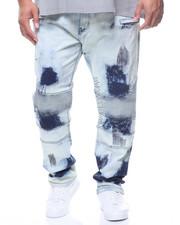Jeans & Pants - Rip & Repair Biker Denim Jean (B&T)