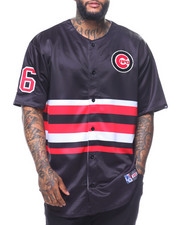 Buyers Picks - S/S Capo Baseball Jersey (B&T)