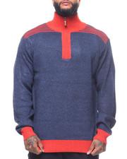Big & Tall - 1/4 Zip Sweater (B&T)-2170393