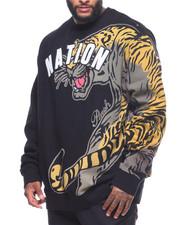 Parish - L/S Crewneck Sweatshirt (B&T)