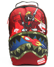 Accessories - Camo Marvin The Martian Backpack