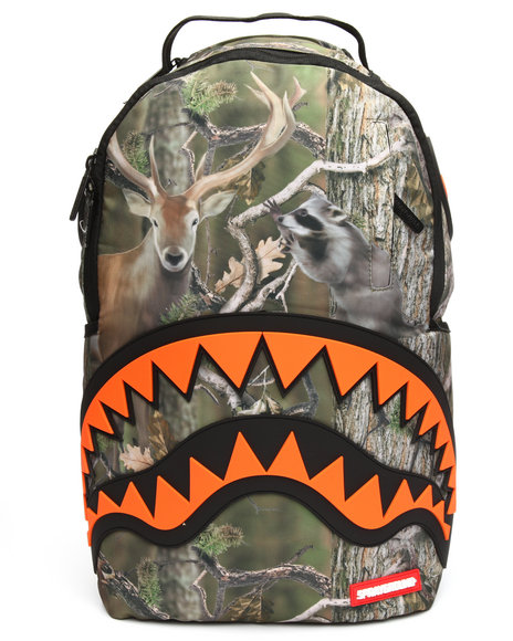 Sprayground - Wild Life Hunter Rubber Shark Backpack