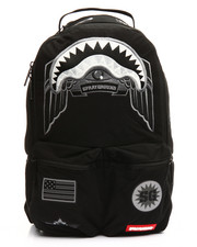 Sprayground - Ghost Shark Army Patches Backpack