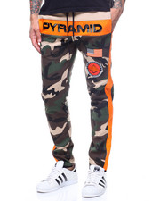 Pants - PYRAMID BLOCK PANT
