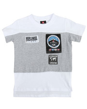 T-Shirts - Cut & Sew Patch Tee (4-7)