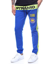 Jeans & Pants - PYRAMID BLOCK PANT