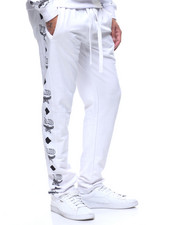 Buyers Picks - PAID IN DIAMONDS TRACK PANT-2170271