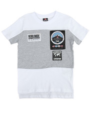 T-Shirts - Cut & Sew Patch Tee (8-20)