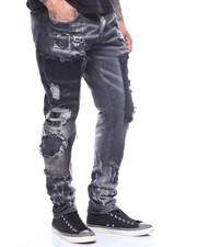 Jeans - RIP AND REPAIR JEAN