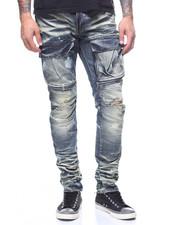 Jeans - CARGO POCKET JEAN