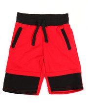 Bottoms - Fleece Shorts (8-20)
