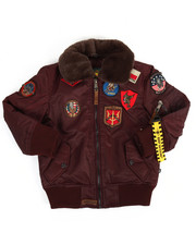 Top Gun - B-15 Bomber Jacket (2T-4T)-2170488