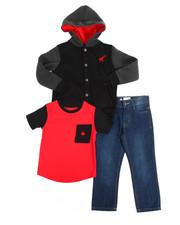 LRG - 3 Piece Jacket Set (4-7)