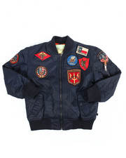 Top Gun - MA-1 Bomber Jacket (8-20)-2170543