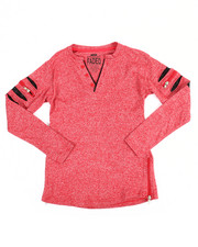 Tops - Fashion Henley (4-7)