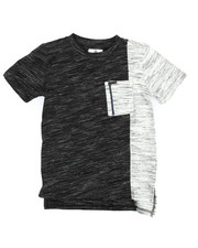 T-Shirts - Rip & Repair Elongated Tee (8-20)