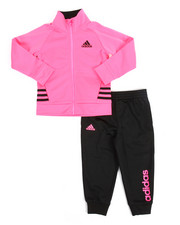 Girls - Tricot Jacket Set (2T-4T)