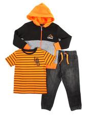 LRG - 3 Piece Jacket Set (8-20)