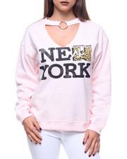 Graphix Gallery - NY MTV Choker Nk Sweatshirt