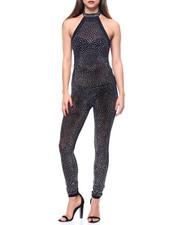 422e297011e Buy V-neck Velour T7 Jumpsuit Women s Jumpsuits from Puma. Find Puma ...