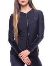 Outerwear - Explosive Velvet Jacket