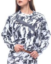 Women - Rebel Cropped Crew Sweatshirt