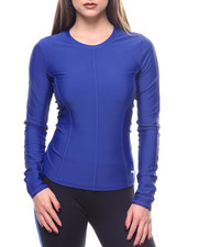 Tops - Nocturnal Velvet Long Sleeve-2167137