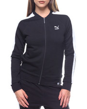 Women - Archive Logo T7 Track Jacket