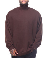 Sweatshirts & Sweaters - Turtleneck Sweater (B&T)