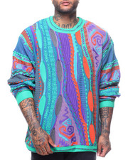 Sweatshirts & Sweaters - Colorful Sweater (B&T)