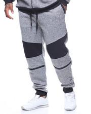 Sweatpants - Fleece Moto Pants (B&T)