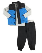 Ben Sherman - 3 Piece Vest Set (4-7)-2169303
