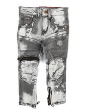 Bottoms - 3D Knee Biker Fit Jean (2T-4T)-2171706