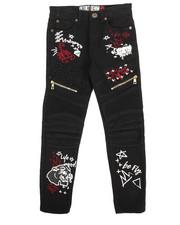 Jeans - Doodle Print Jean (8-20)-2171734